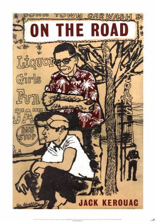 Jack Kerouac On The Road Chitat Ili Skachat Besplatno Knigu V